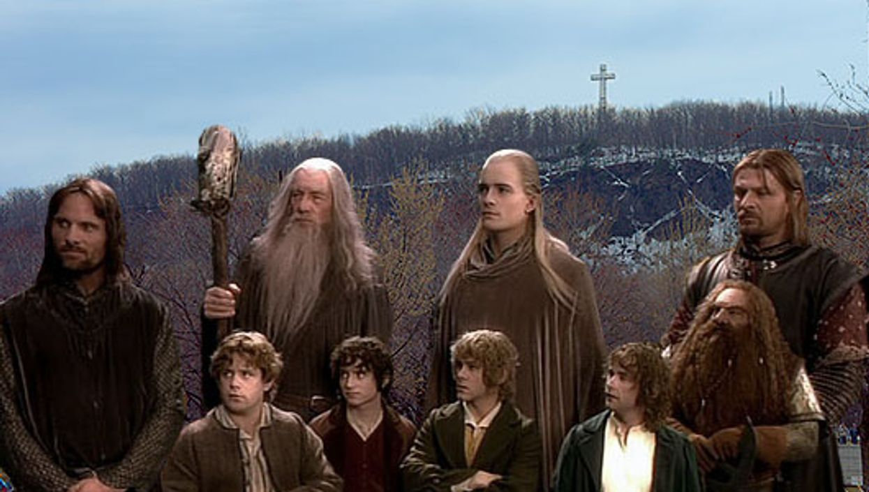 """Montreal Is Showing The """"Lord Of The Rings"""" Trilogy On The Big Screen For Free Tomorrow"""