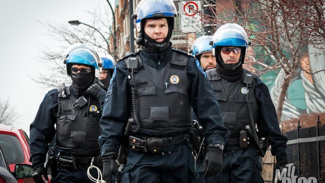 You Can Now Grab A Coffee & Donut With A Montreal Cop, Just For Fun