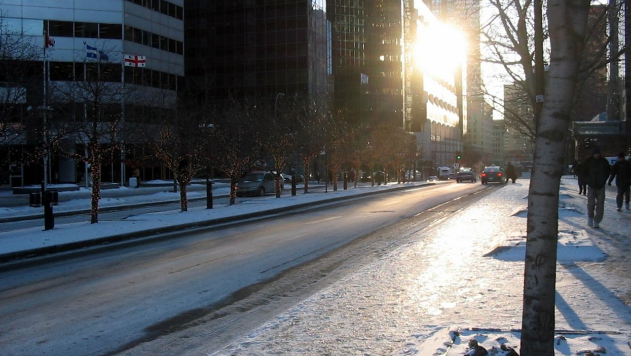 5 Montreal Streets Where You Definitely Won't Get Hit By A Car