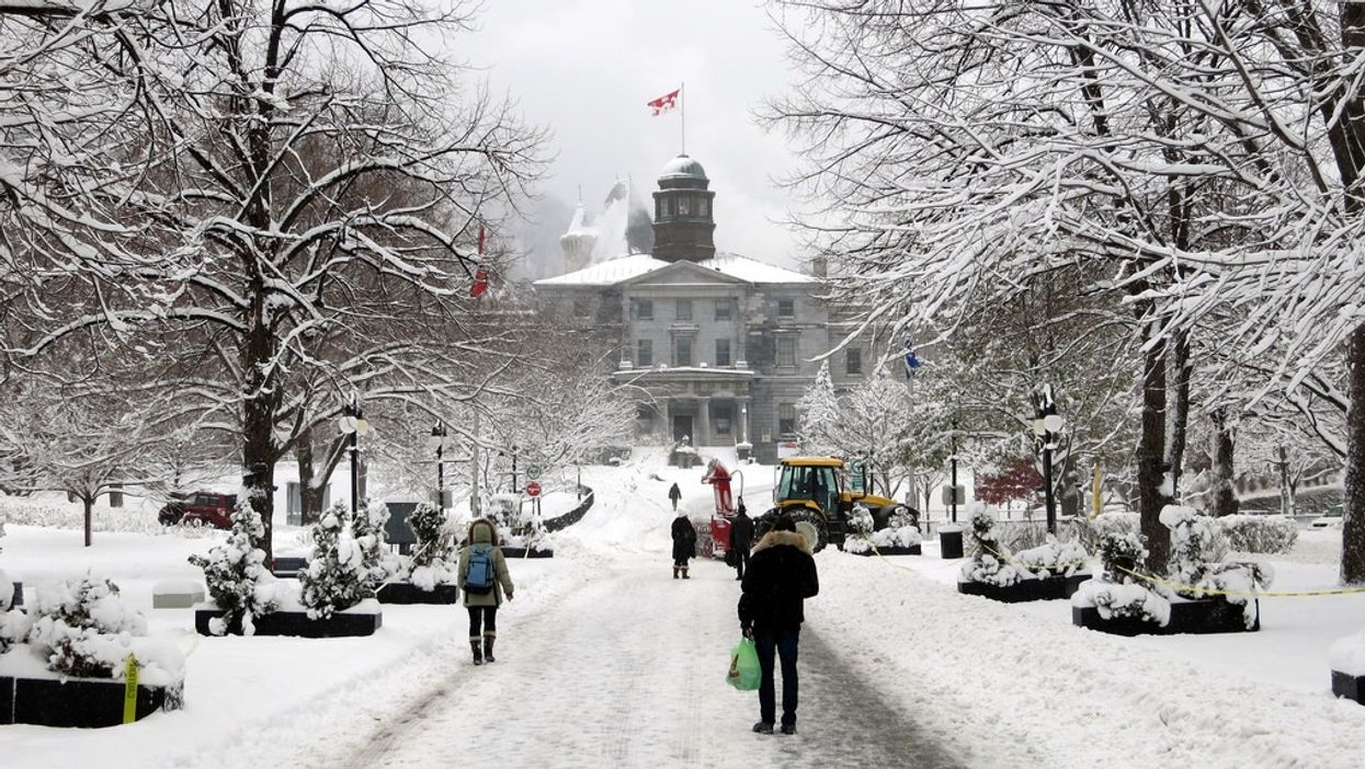 11 Clear Signs You Went To University In Montreal