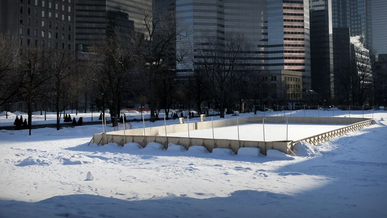 How To Find Out If Any Of Montreal's Skating Rinks Are Open Or Closed