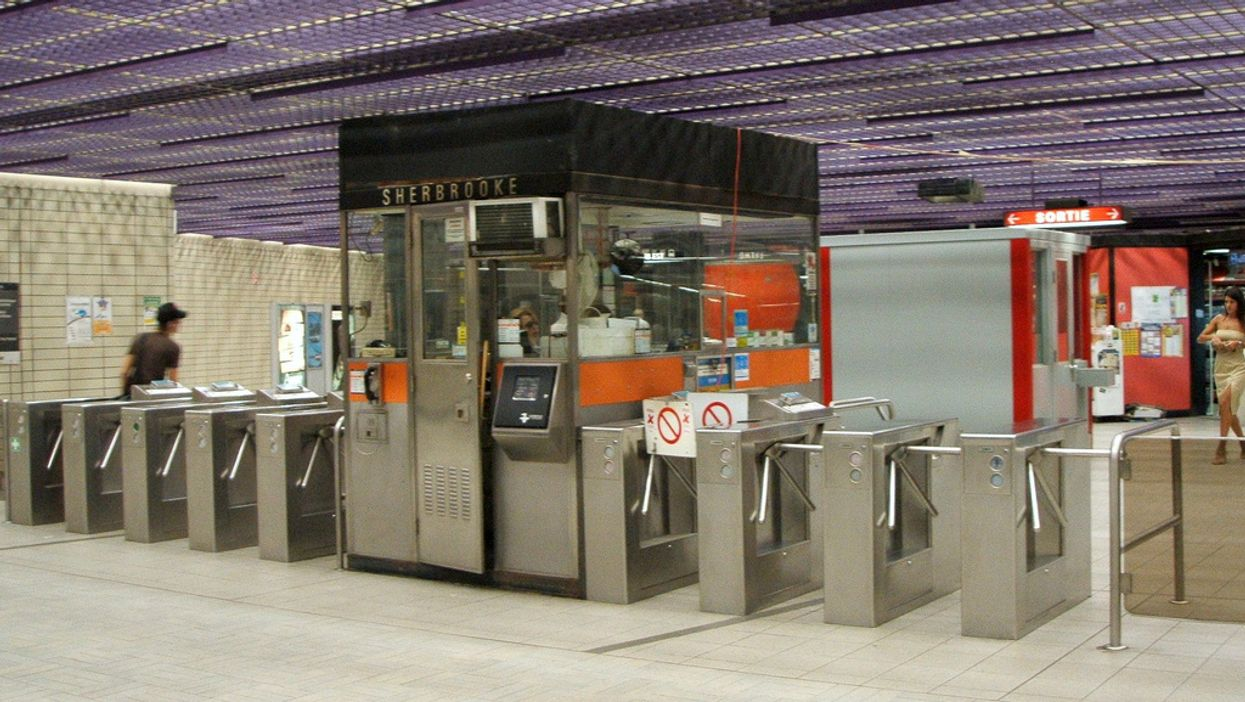 6 Montreal STM Metro Stations That Will Have Empty Ticket Booths In 2015