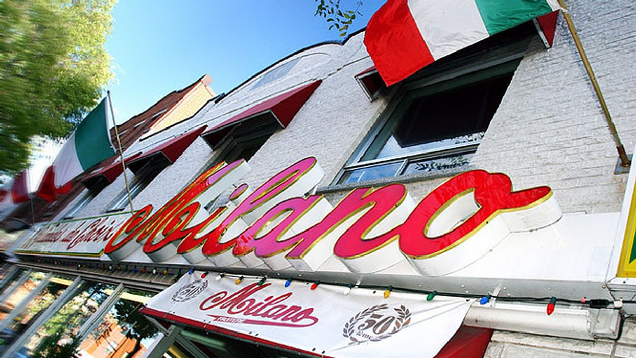 Montreal's Milano On Saint Laurent Street Is The Best Spot For Students To Grab Groceries