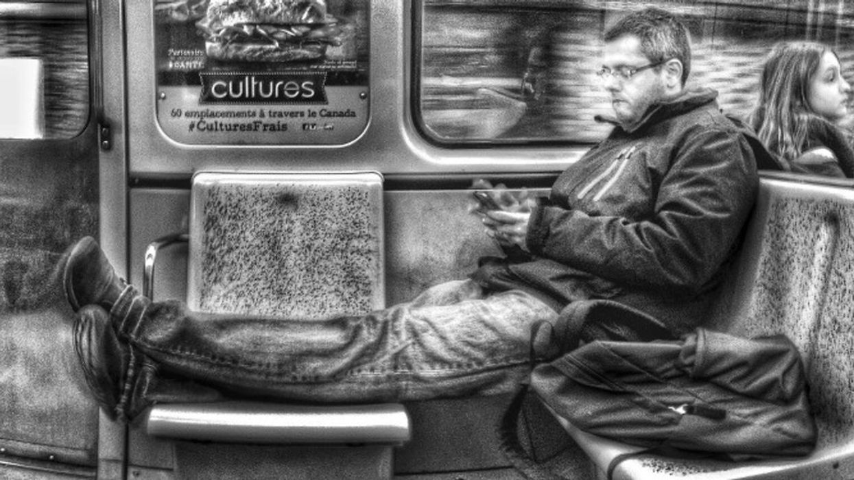 10 Kinds Of Assholes You Always See On The Montreal Metro