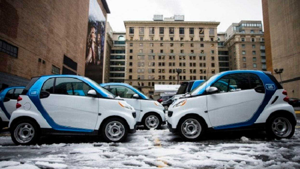 Free Car2Go Rides In Montreal This December