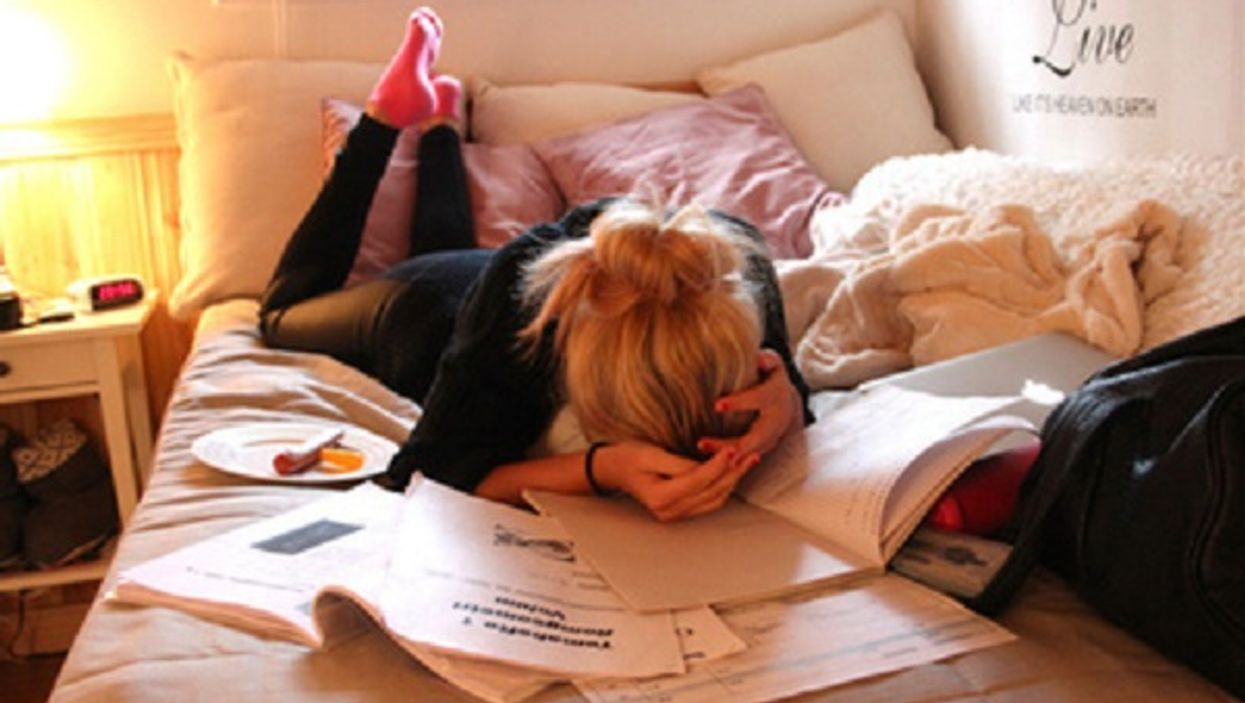Why Studying Late During Exams Is Really, Really Bad For You