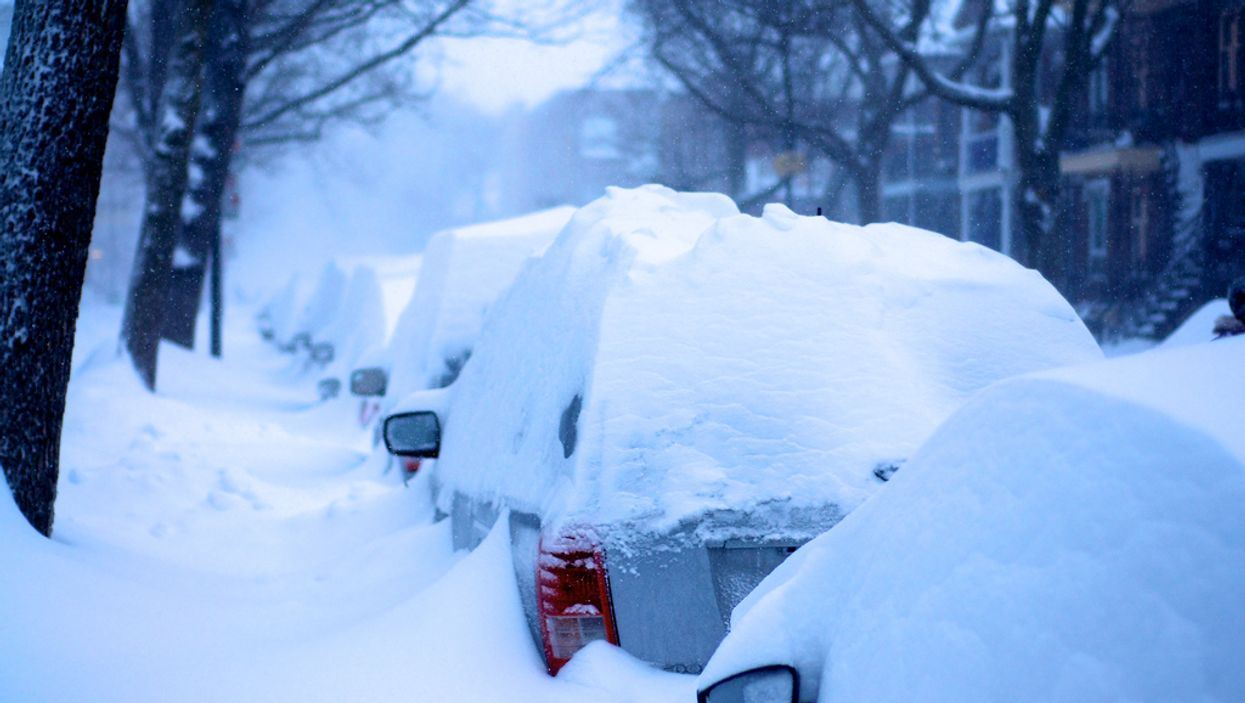 Montreal's First Major Winter Snowstorm May Hit Tomorrow