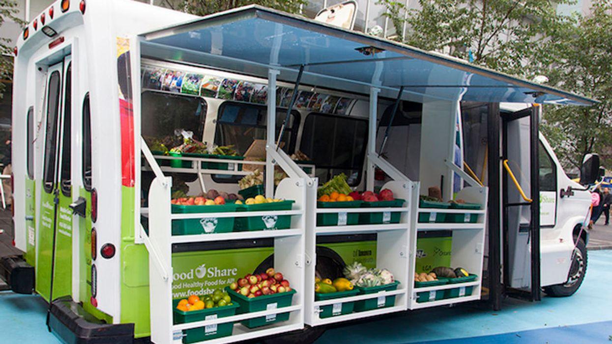 "Montreal Needs A ""Mobile Farmer's Market"" Badly"