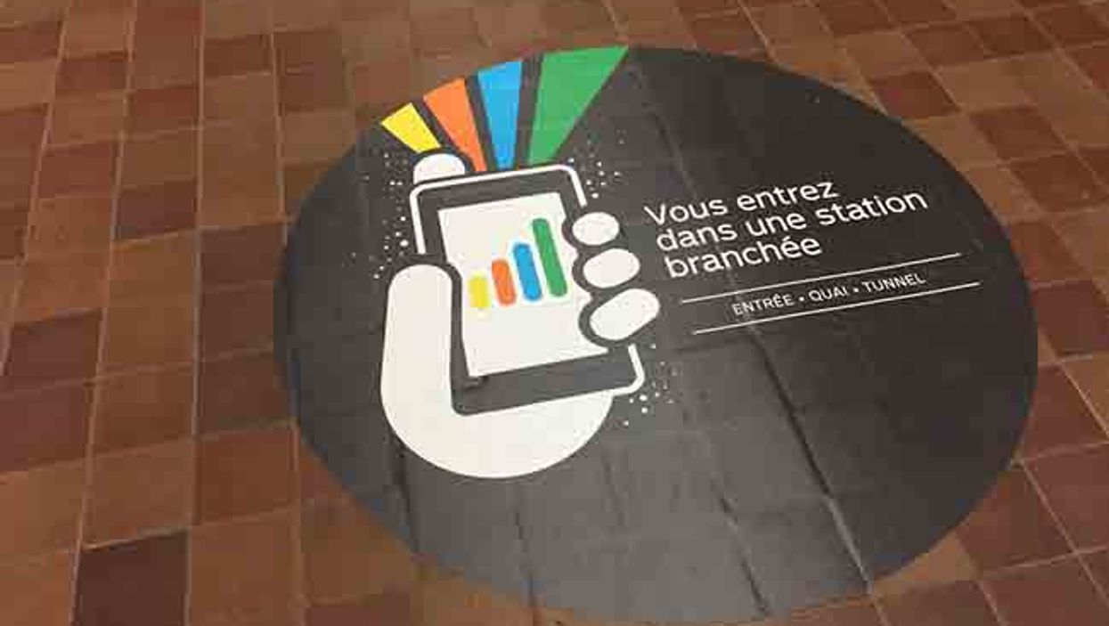 """Montreal's STM Metro """"Green Line"""" Officially Goes Live With Cellphone Service Today"""