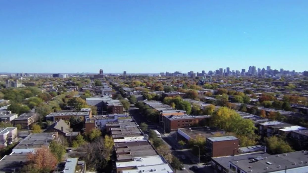 A Montrealer Fell In Love With A Sunny Fall Day In The City, What Happened Next Is Visually Stunning