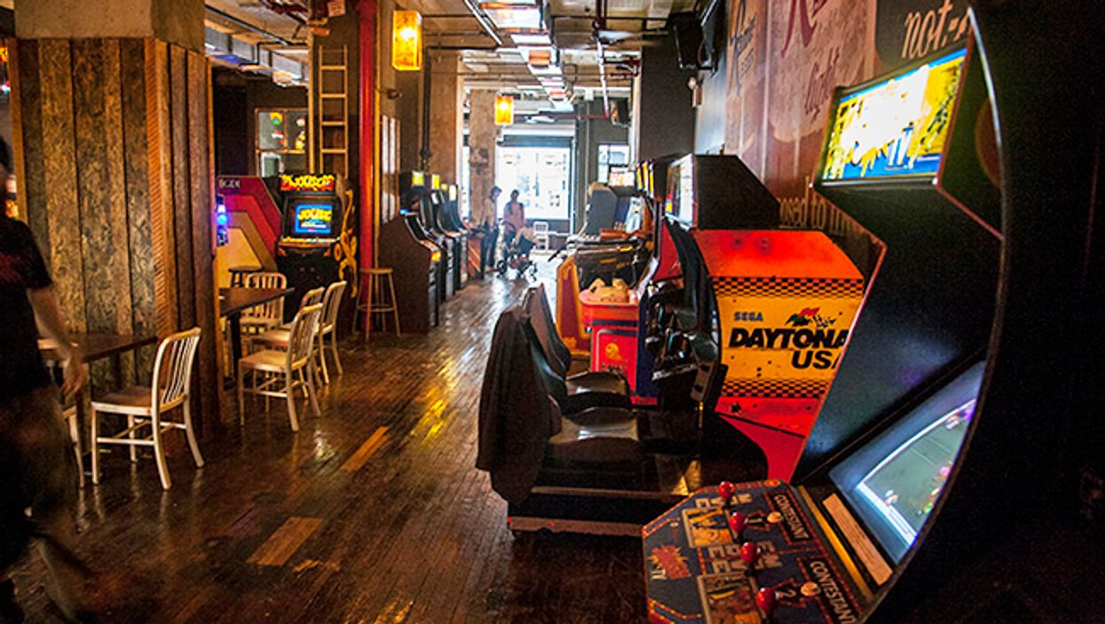 """Montreal To Get Its First-Ever """"Arcade bar""""?"""
