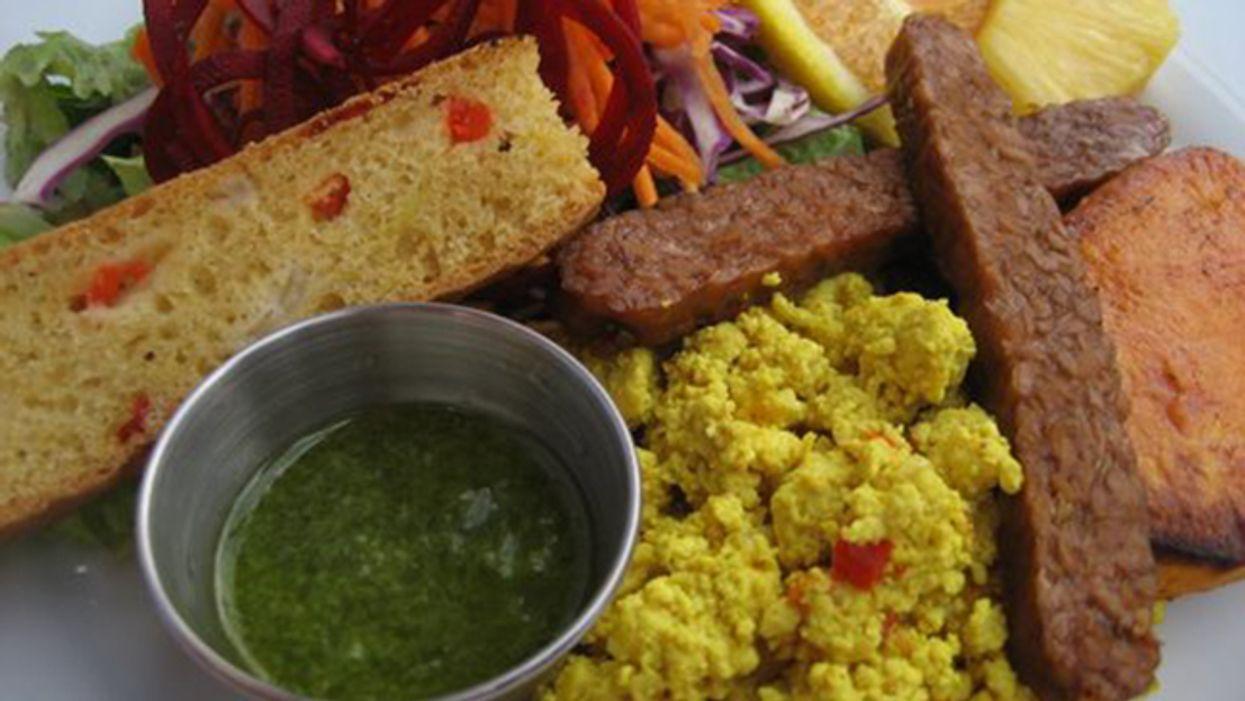 Best Montreal Vegan Brunch Restaurants