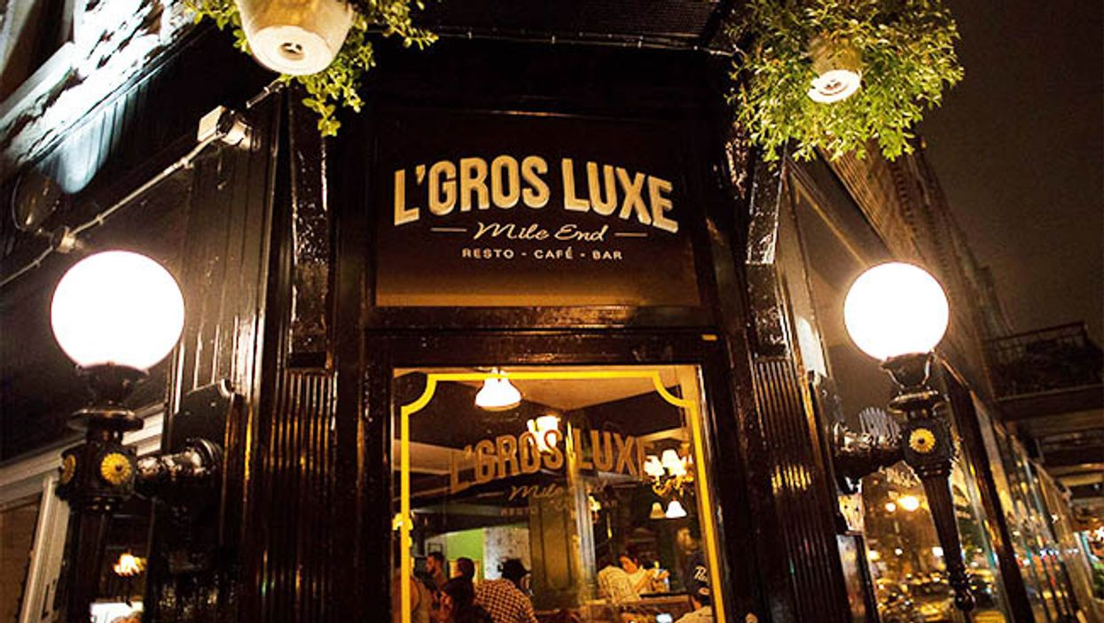 Montreal's L'Gros Luxe Is Opening Up Its 3rd Restaurant In Montreal