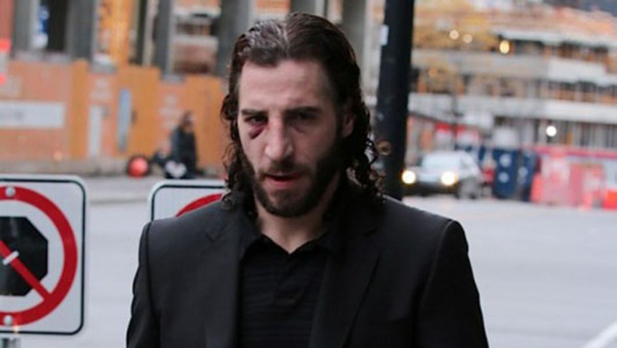 Winnipeg Jets Players Spotted Walking Hungover Downtown Montreal In The Morning