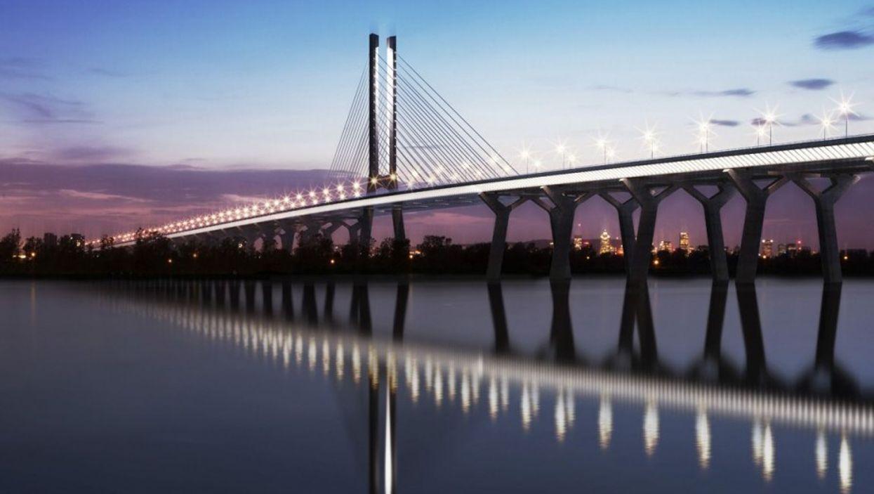 "Montreal's All-New Champlain Bridge To Be Named ""Maurice Richard"" Bridge"