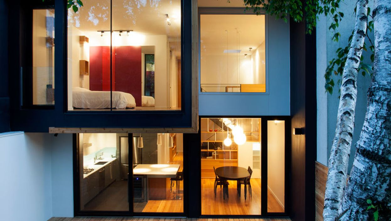 This Montreal Le Plateau House Is The Ideal Work From Home Living Situation