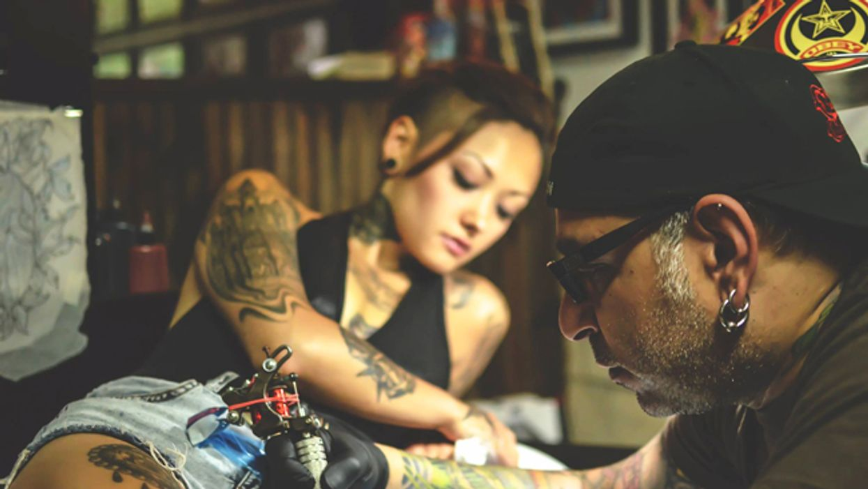 Montreal's 2014 International Tattoo Convention Begins This September At Gare Windsor