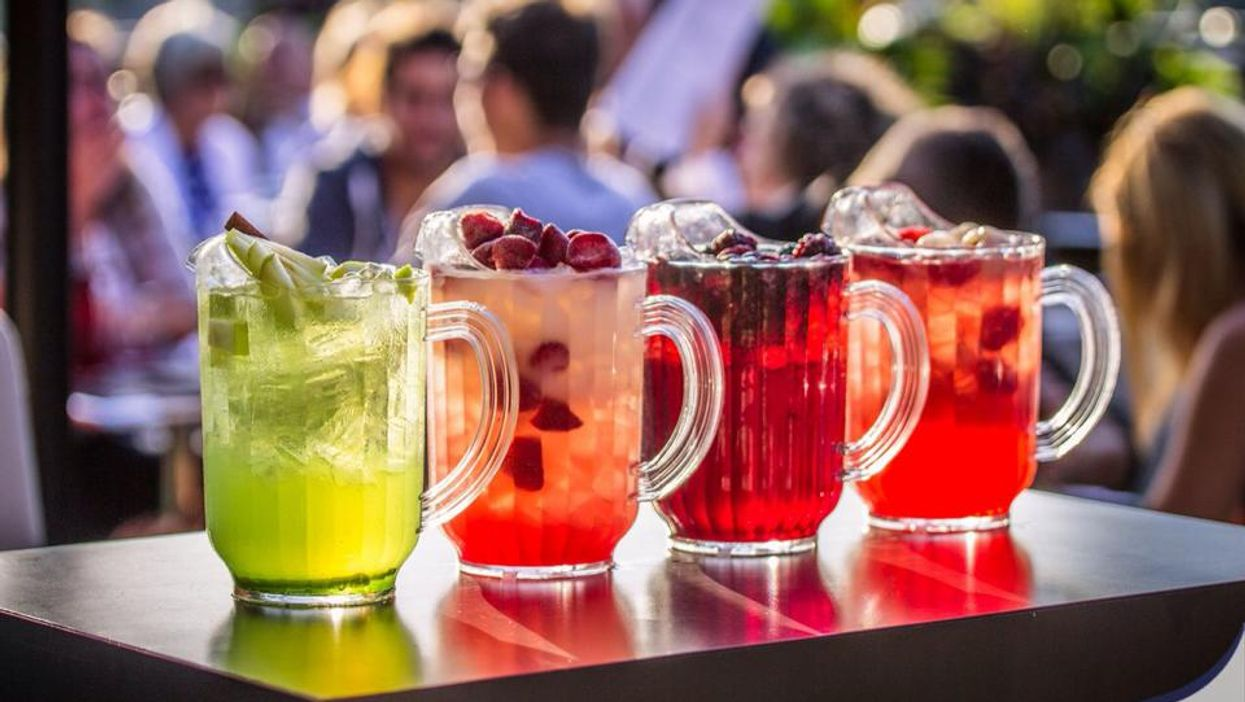 10 Montreal Bars That Serve Sangria You Should Drink At Least Twice This Summer