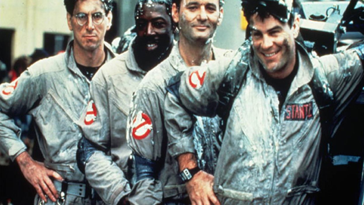 """""""Ghostbusters"""" To Be Shown In Montreal Movie Theatres After 30 Years Labour Day Weekend 2014"""