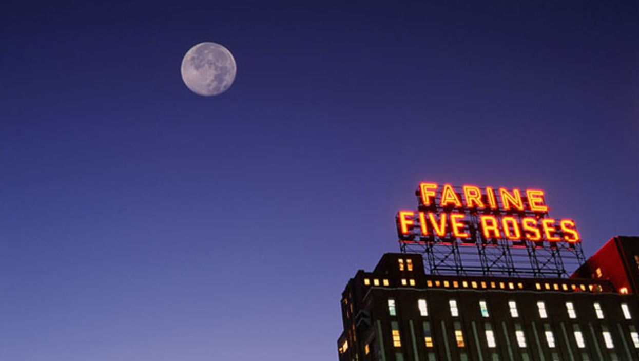 """10 Great Montreal Spots To Watch The """"Super Moon"""" Tonight"""