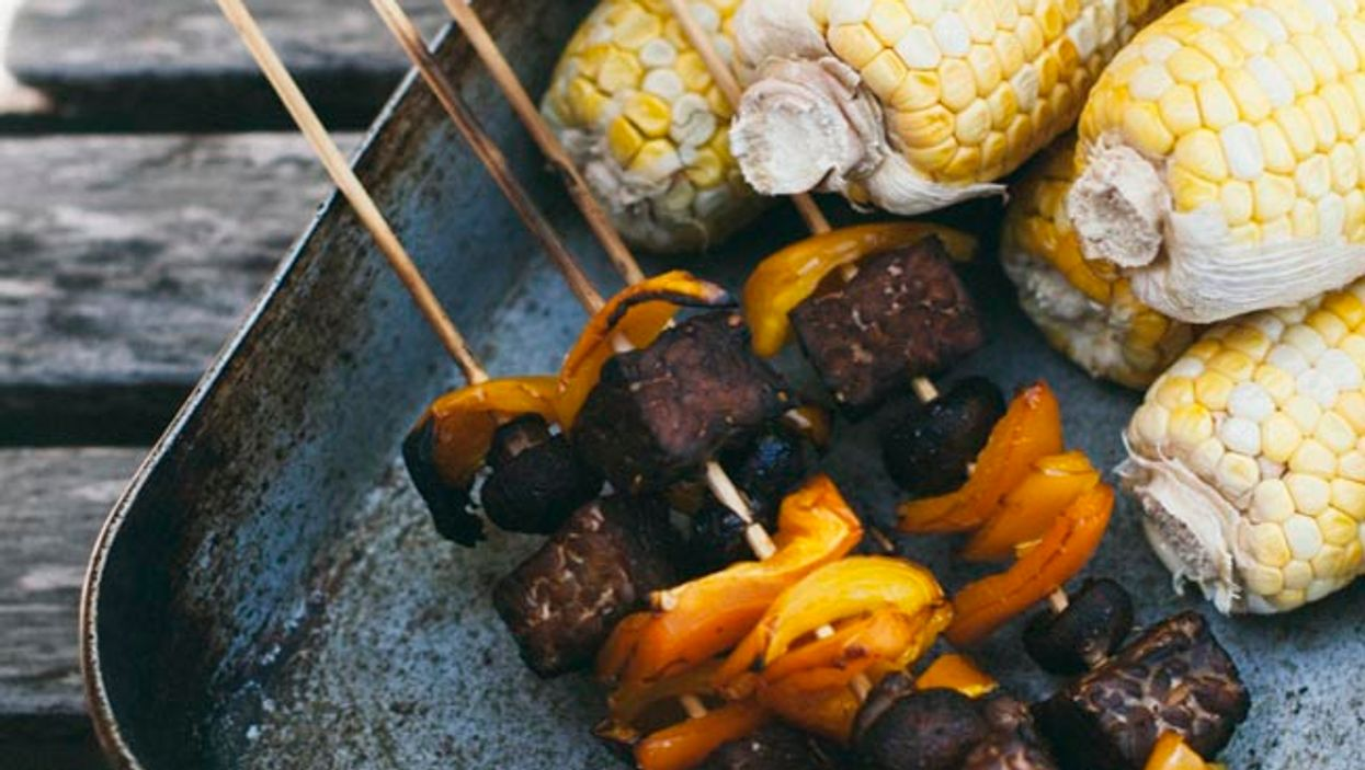 Montreal Is Hosting A Free Vegan BBQ On Saint-Catherine Street Today