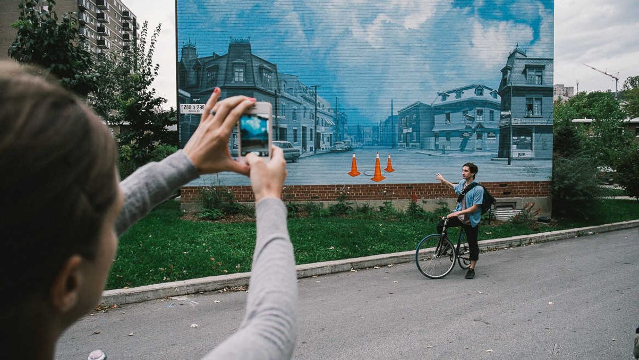 Montreal's Mural Bike Tours Are Back This Summer