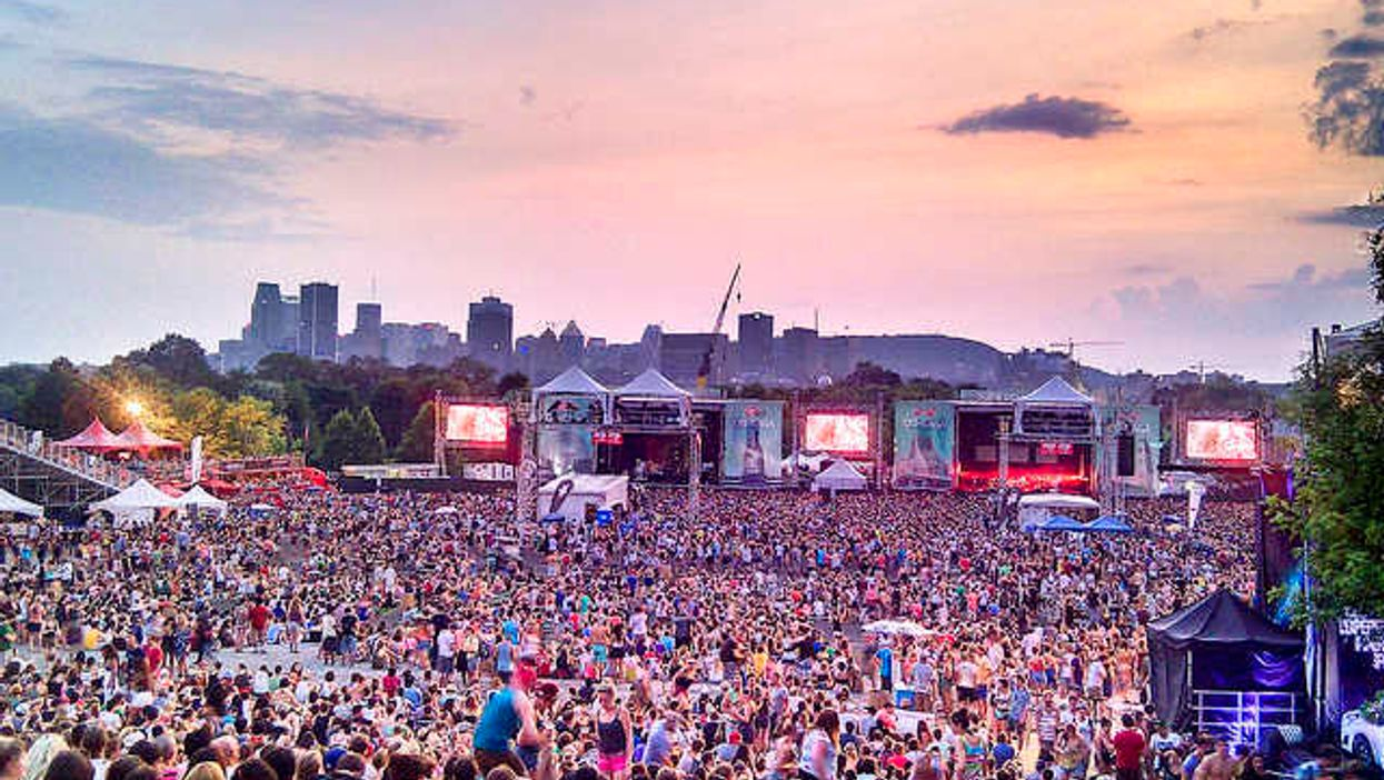 """It's Official, Montreal's First Ever EDM Festival """"îleSoniq"""" Reveals It's Full August 2014 Lineup"""