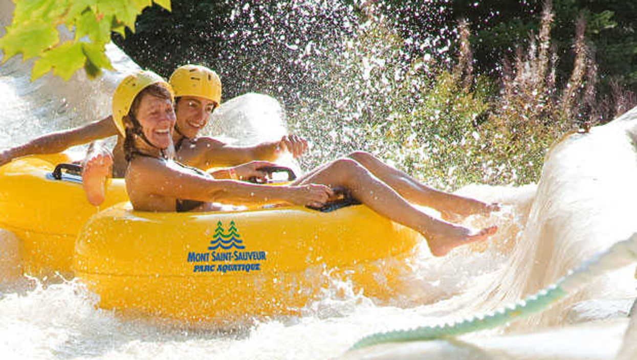 10 Summer Waterparks Close To Montreal