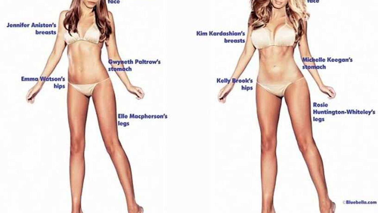 The Sexiest Body Type According To Men & Women