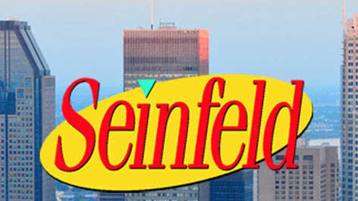 What If Seinfeld Was Set In Montreal?