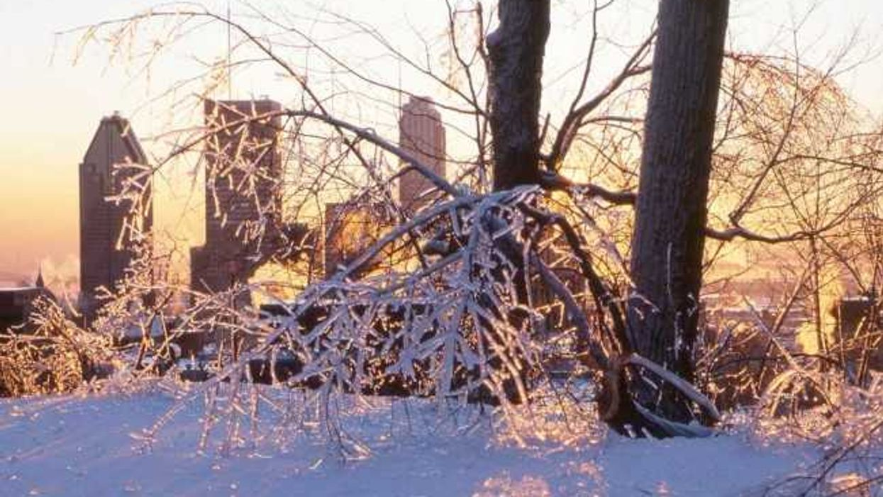 These 20 Pictures Of The 1998 Montreal Ice Storm Are Incredible. So Glad We Survived It