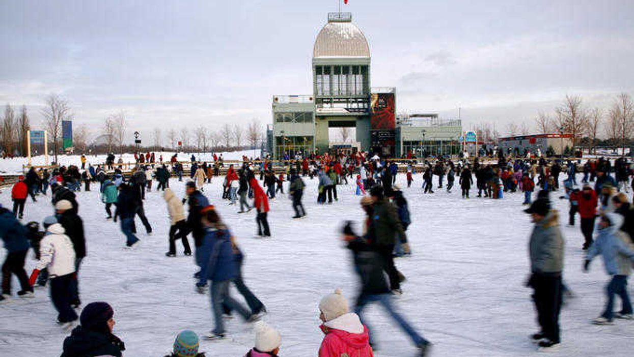 Best Montreal Skating Rinks