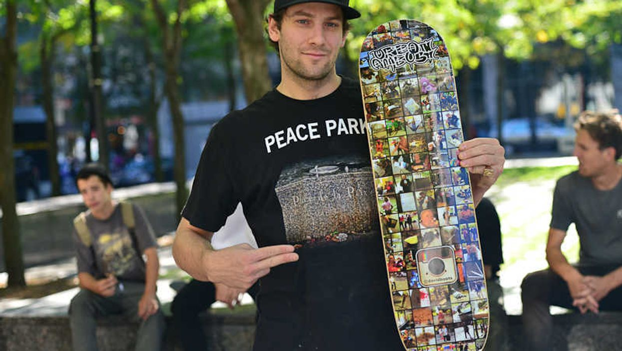 Montreal Skateboarder David Boots Captures The Cultural Clashes Of Peace Park