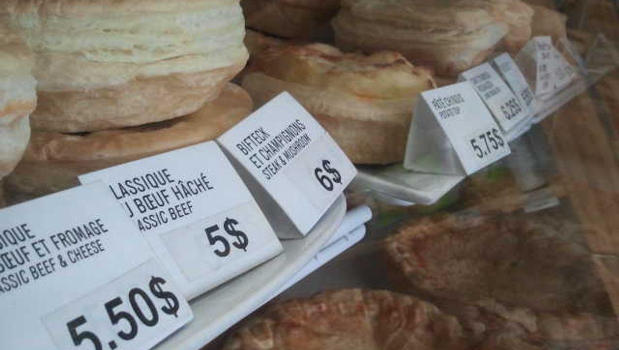 "Montreal Bakery ""Ta Pies"" Meat Pies Are Australia`s Poutine"