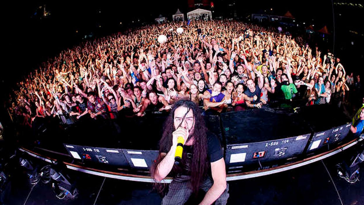 """Bassnectar's New Sound Is Going To """"Take You Down"""""""