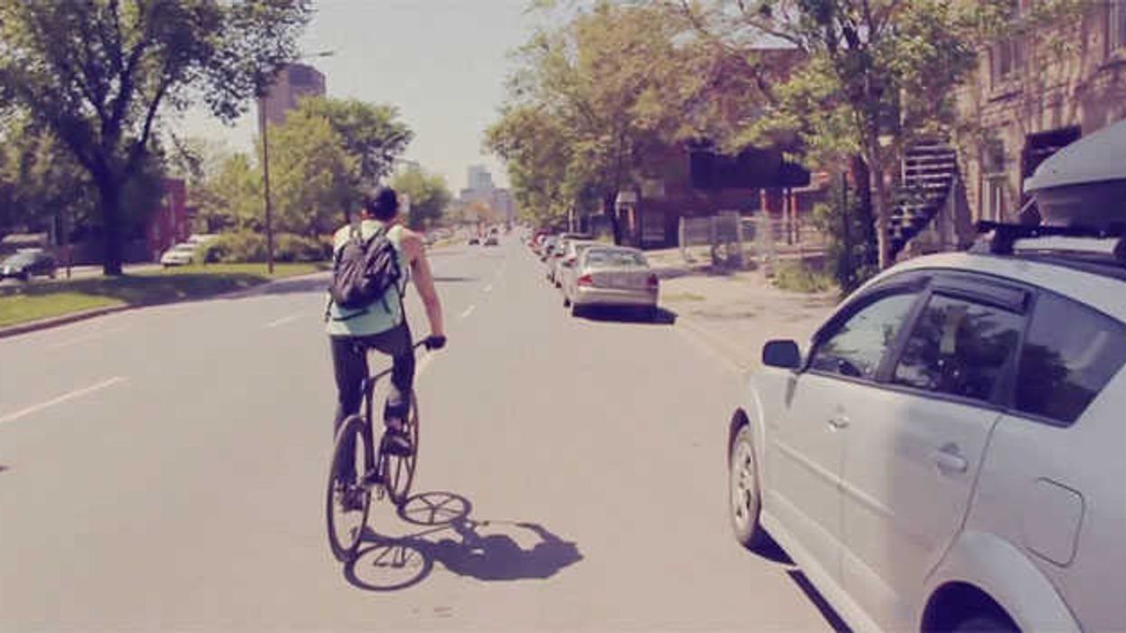'Fixed Gear In Montreal' Will Inspire You To Bike All The Time