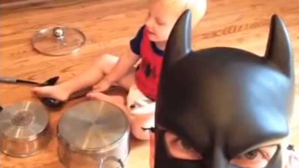 """This Is """"BatDad"""", The Best Thing On Vine Ever"""