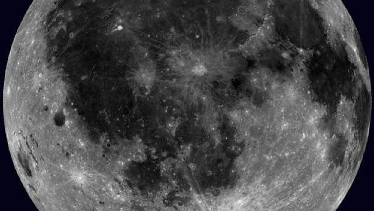 'The Moon' Like You Have Never Seen It Before