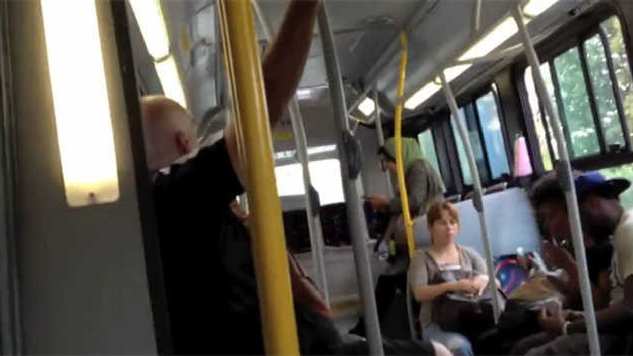 Montreal Man Yells At Muslim Woman On The STM Bus For Wearing Headscarf