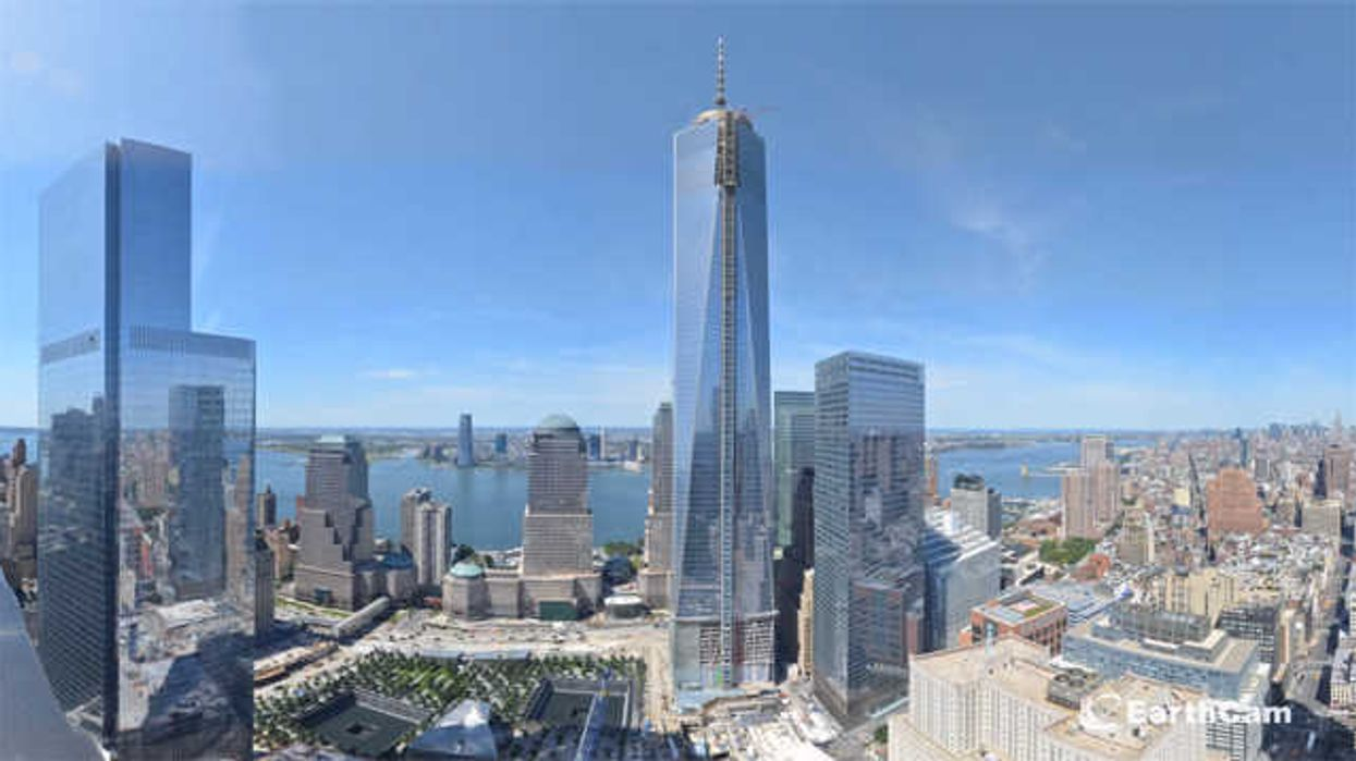 9 Year Time Lapse Video Shows The New 4 Billion Dollar World Trade Center Rise