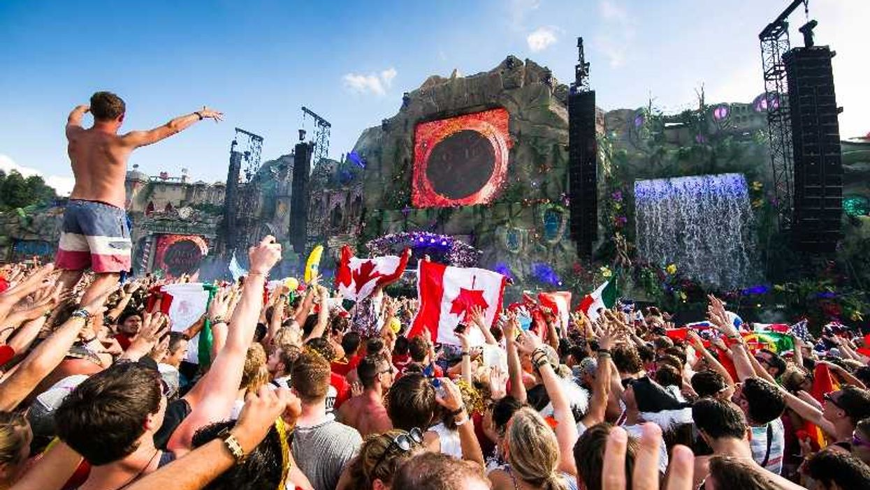 The Tomorrowland 2013 After Movie Is What Dreams Are Made Of