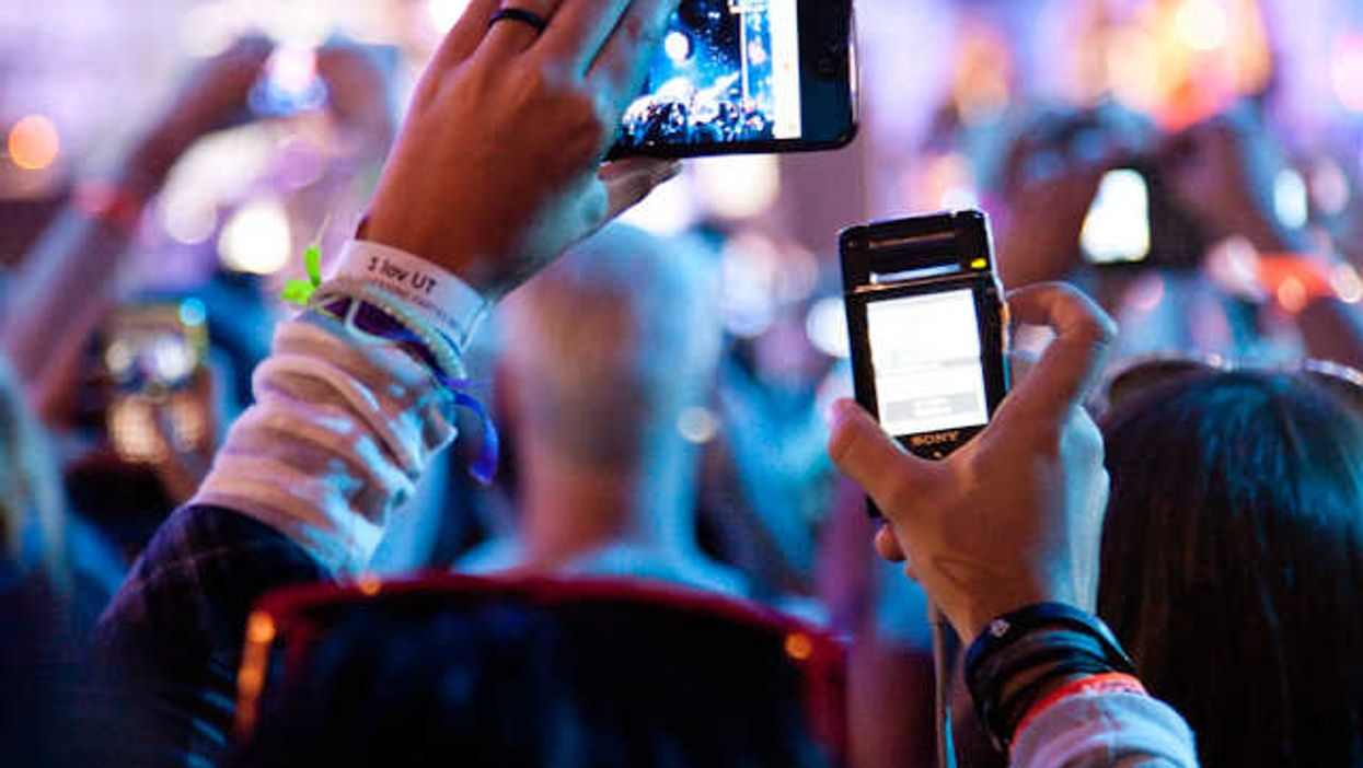 Photography And Media Banned At Music Festival