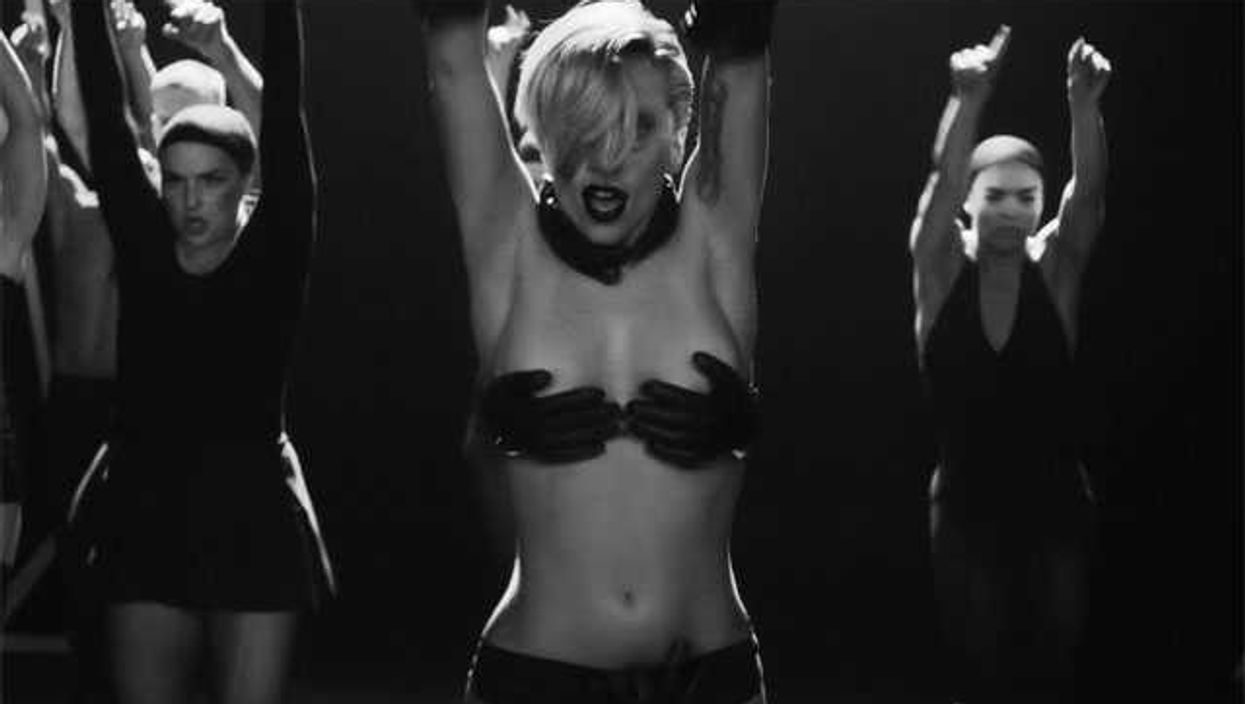 Lady Gaga`s New Music Video Is All Kinds Of Applaud Worthy
