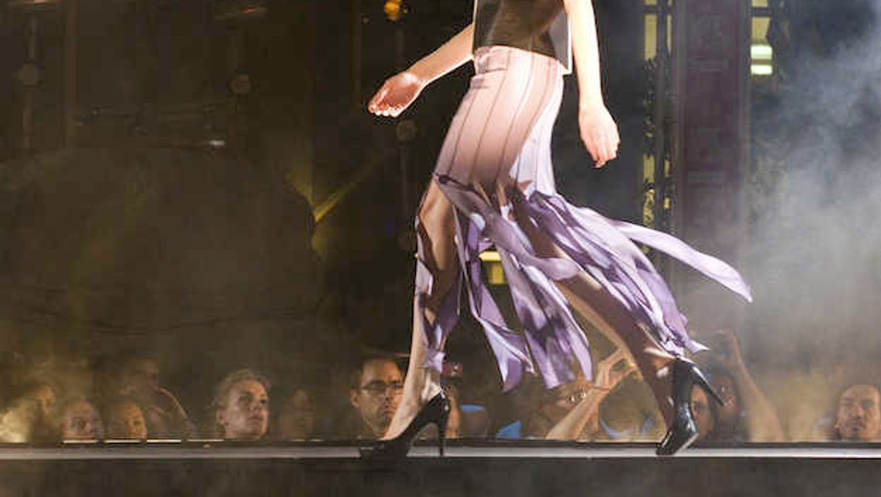 Your Guide To The Montreal Fashion Week 2013
