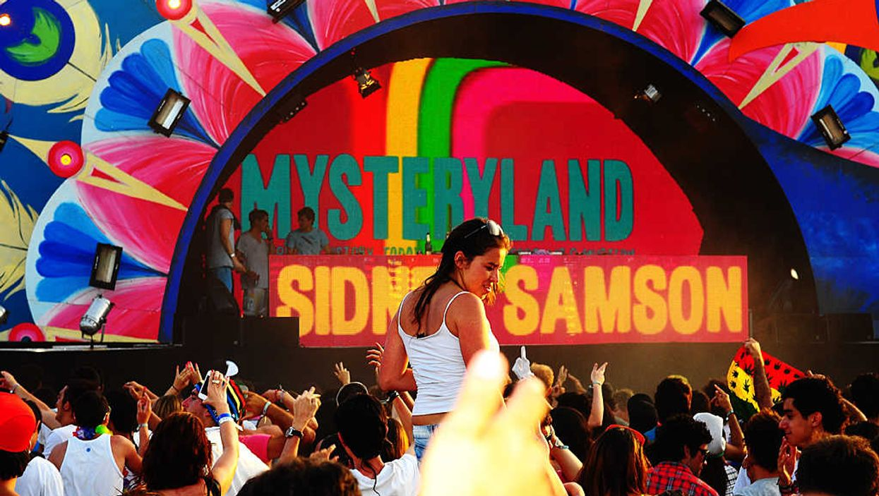 In 2014 Woodstock Will Be The New Home For Mysteryland