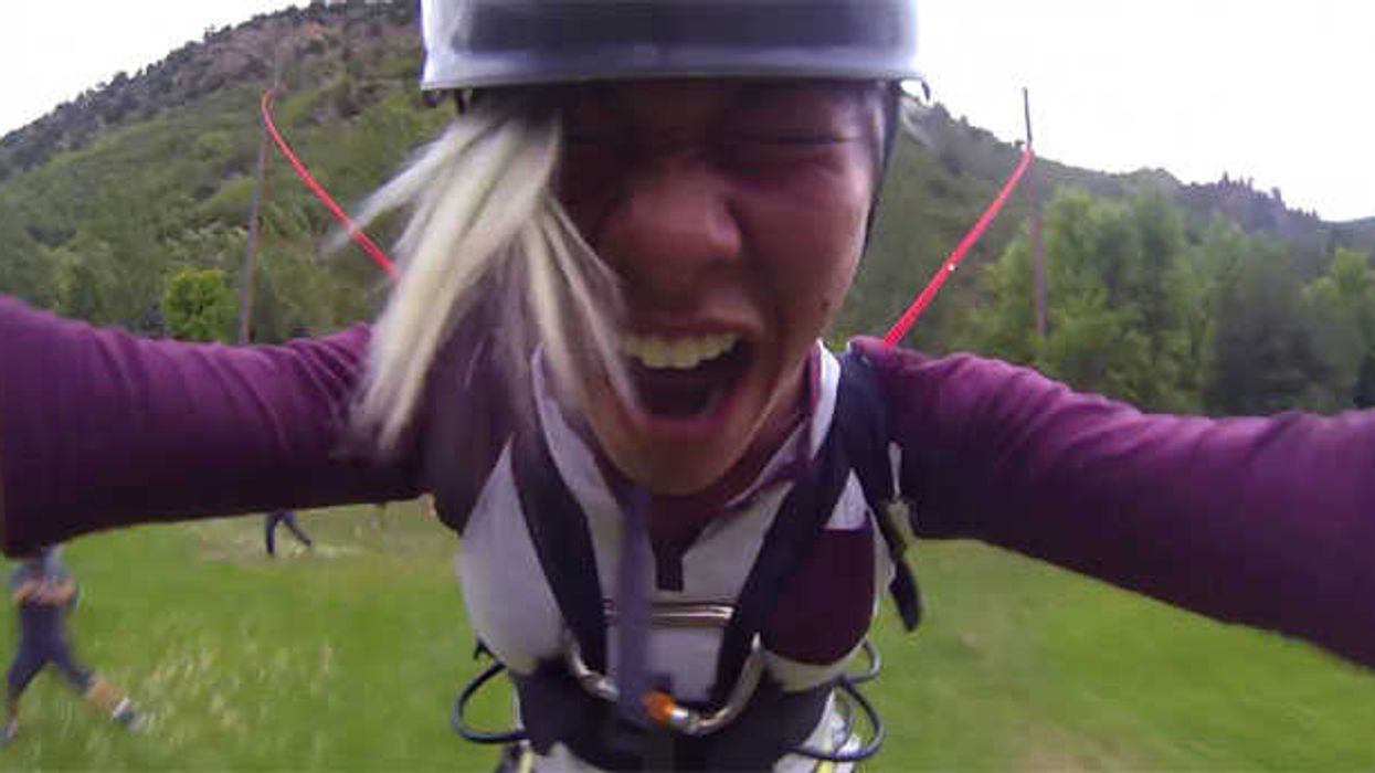 Human Slingshots Are Awesome (And Time Well Wasted Vol.21)