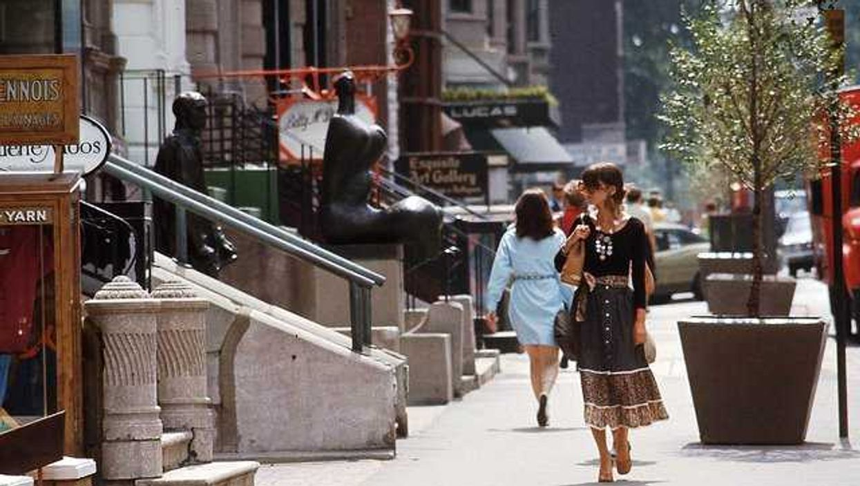 Photos Of Downtown Montreal In The Summer Of 1969