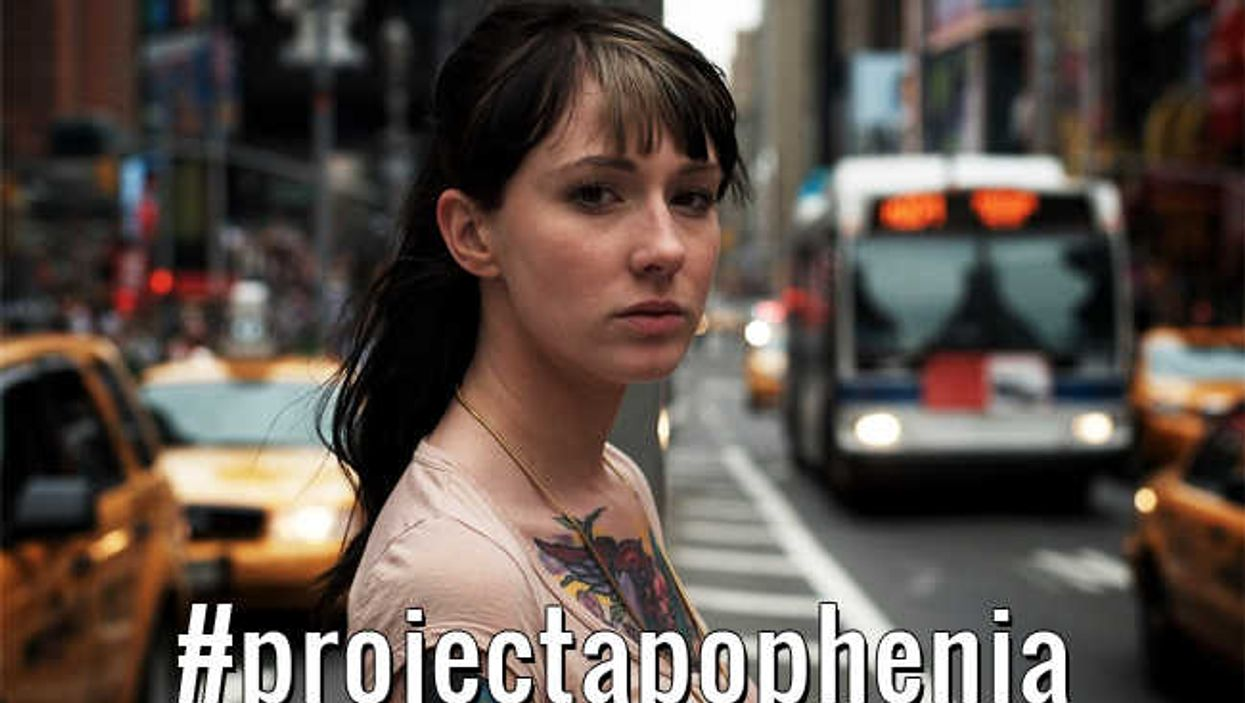 """The Montreal Tattoo Experiment """"Project Apophenia"""""""