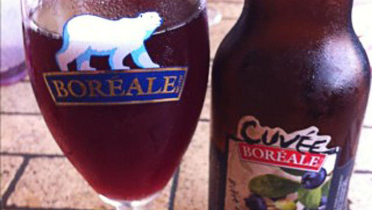Beer of the Week: Cuvée Boréale