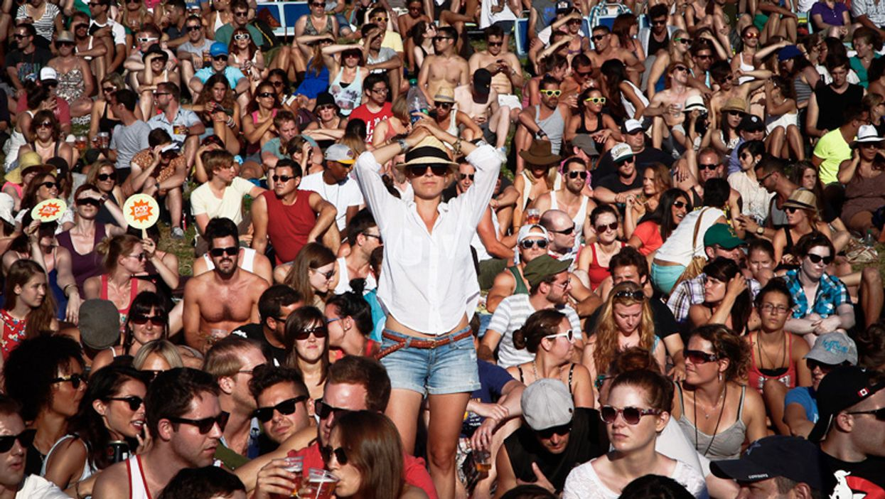 Top 5 Festivals To Go To This Summer